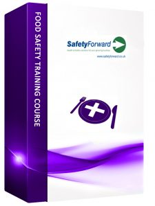Safety forward food safety box