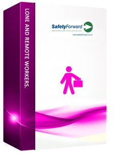 safety forward lone and remote worker BOX