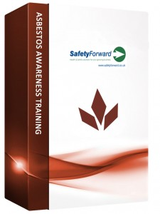safety forward asbestos awareness box