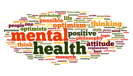 22793857 - mental health concept in word tag cloud on white