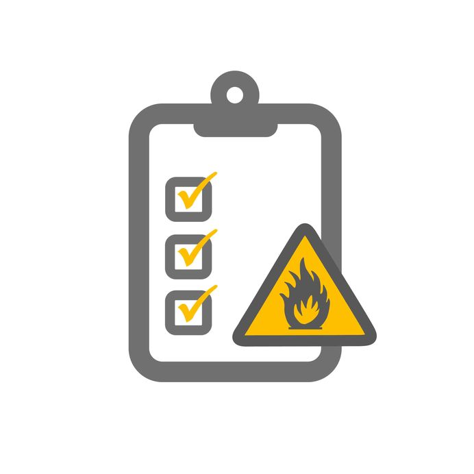 Fire Risk Assessment Do I Need One Safety Forward Sigma σ is one of the most popular mathematic signs which means a summation of something. fire risk assessment do i need one