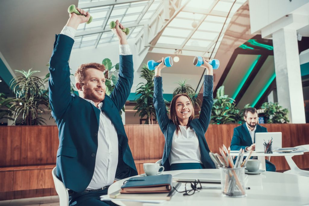 The future of workplace wellbeing - Safety Forward